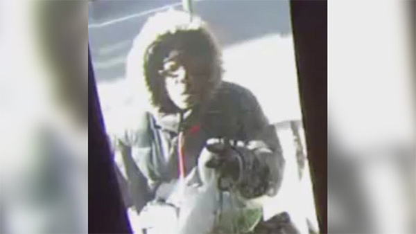 Police look for beauty salon burglar near Rittenhouse
