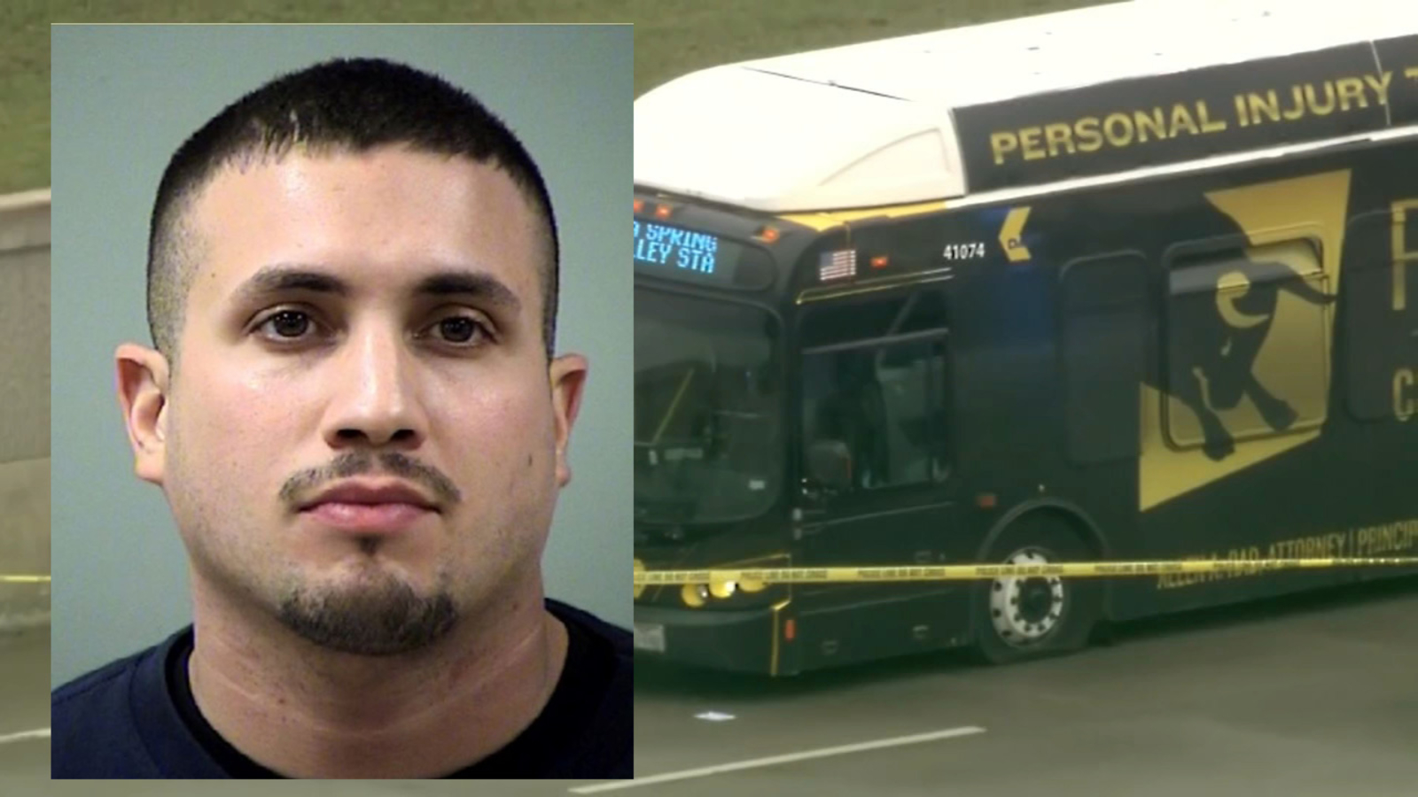 Dallas Bus Chase Gunman Who Hijacked Dallas Area Bus Was Wanted For Murder Of Girlfriend Out Of San Antonio Abc13 Houston