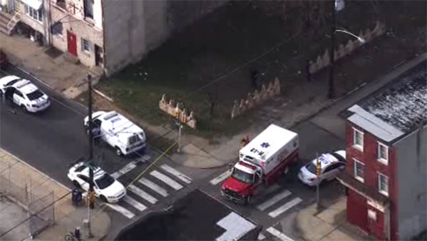 Brewerytown double shooting leaves 2 hospitalized