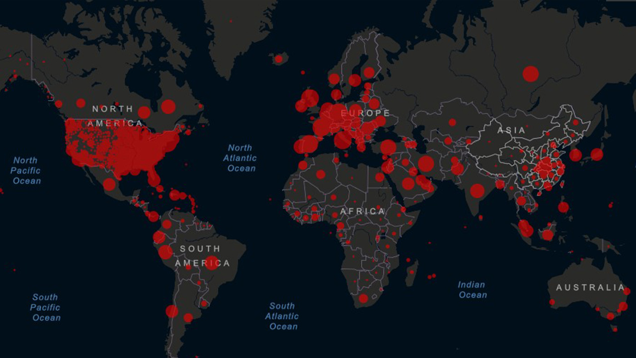 Coronavirus News Where Covid 19 Has Spread In The United States And Around The World Abc7 New York