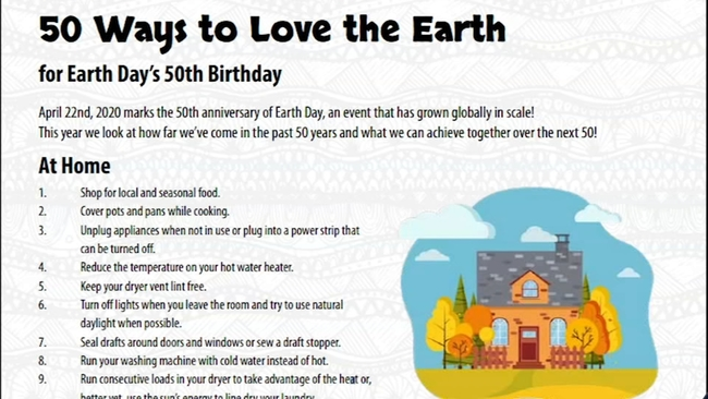 Earth Day Eve 2021: National Geographic kicking off Earth ...