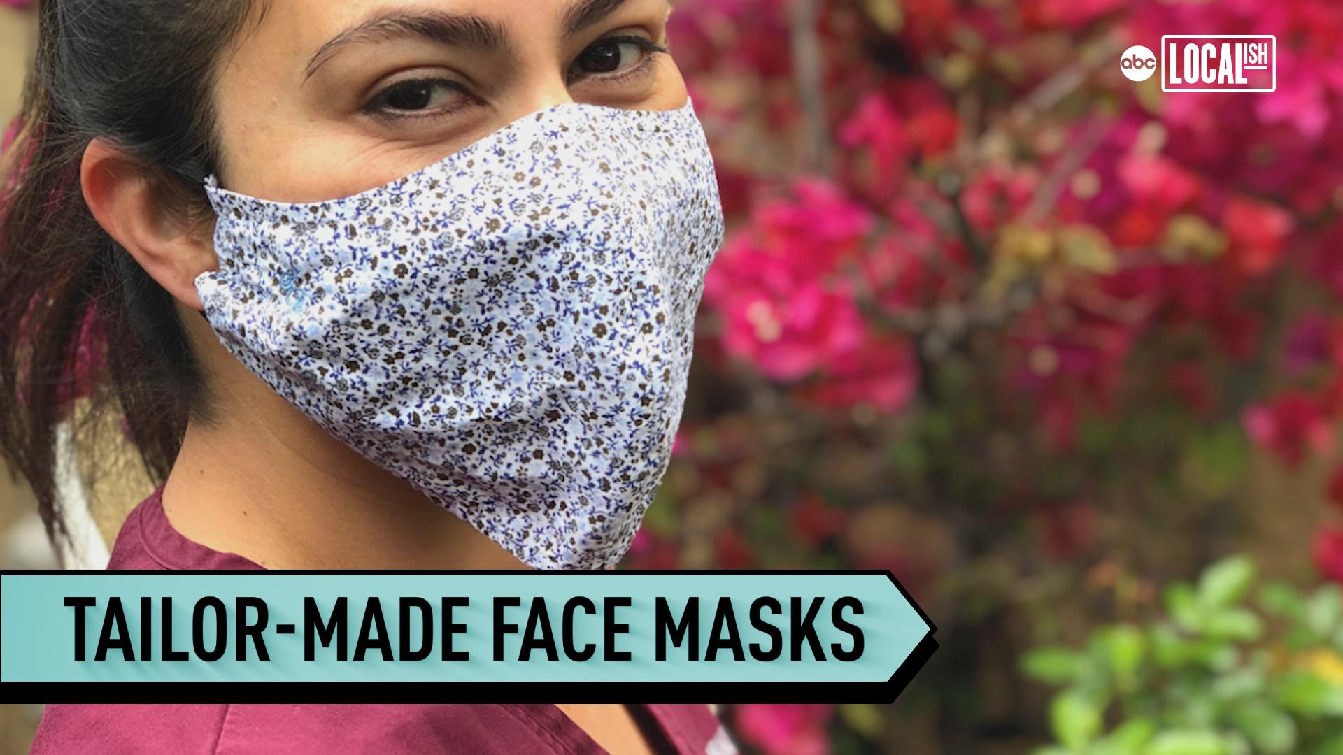 Designer Makes Fashionable Face Masks Abc30 Fresno