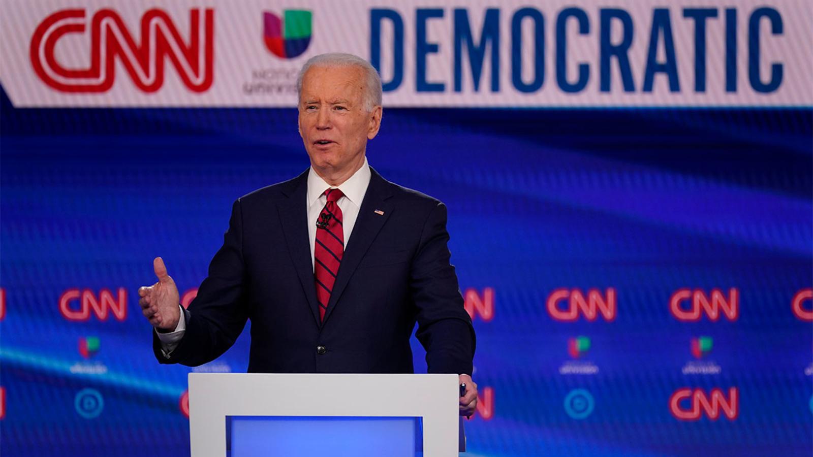 Joe Biden won't go to Milwaukee to accept Democratic nomination