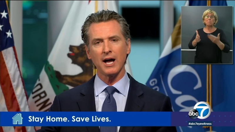 Governor Gavin Newsom says schools may reopen as soon as July as ...