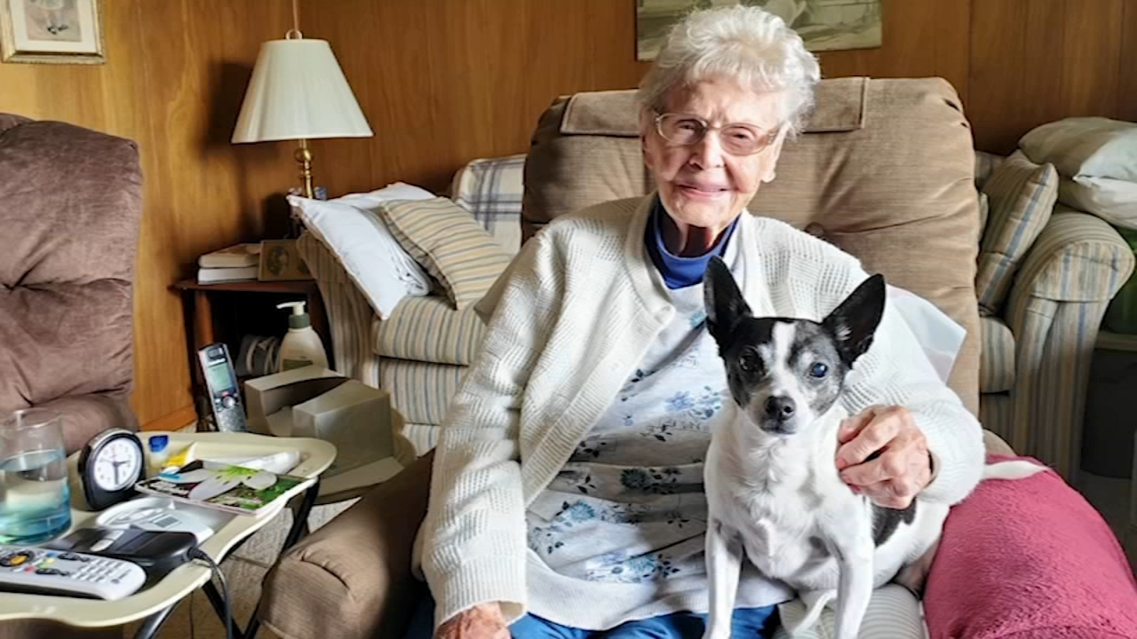 Woman who survived 1918 Spanish flu pandemic, said follow the rules to survive coronavirus, dies at 105