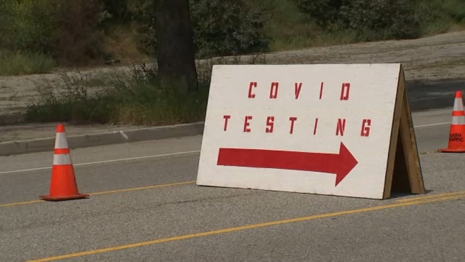 After Expanding Covid 19 Testing To All In La County Amount Of Daily Administered Tests Triples Abc7 Los Angeles