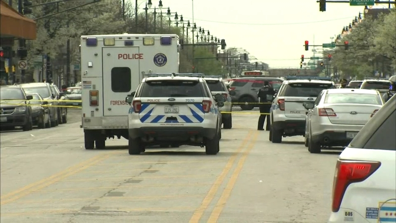 Chicago Officer Involved Shooting In West Garfield Park Under Investigation Abc7 Chicago