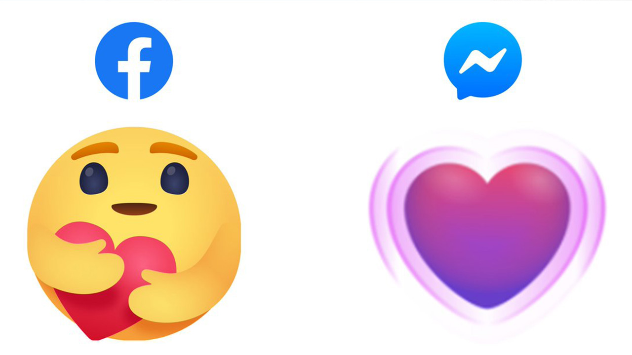 Facebook releases new 'care' emoji reactions during COVID 12 ...