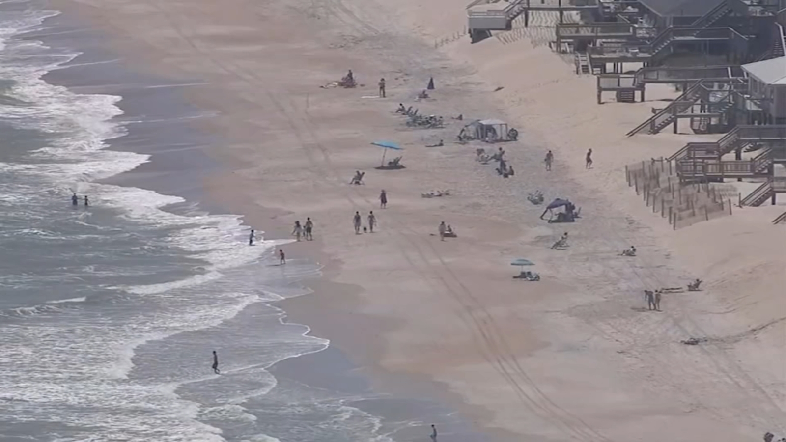 NC beaches reopen: Atlantic Beach mayor asks visitors to stay home ...