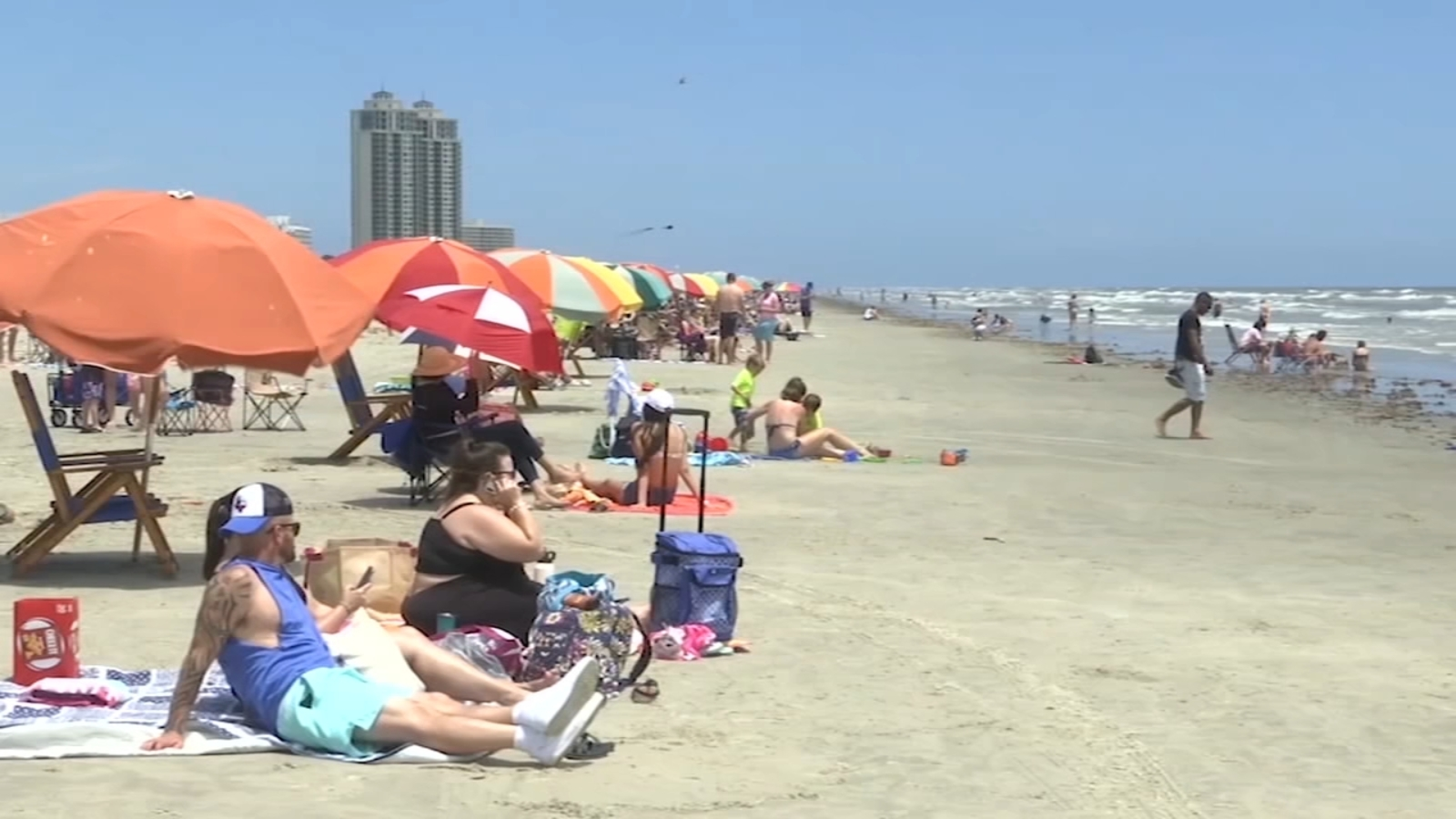 Galveston Looking To Police And