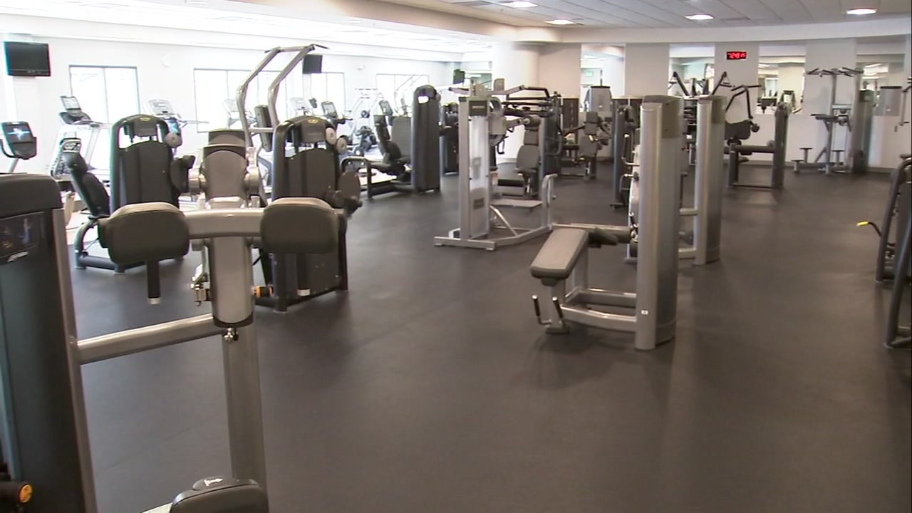 Reopening California This Is What Fitness Clubs Gyms Will Look Like When Coronavirus Shelter In Place Rules Ease Abc7 San Francisco