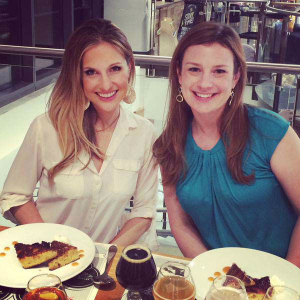 """<div class=""""meta image-caption""""><div class=""""origin-logo origin-image none""""><span>none</span></div><span class=""""caption-text"""">Katherine Whaley and a friend out to dinner (KTRK Photo)</span></div>"""