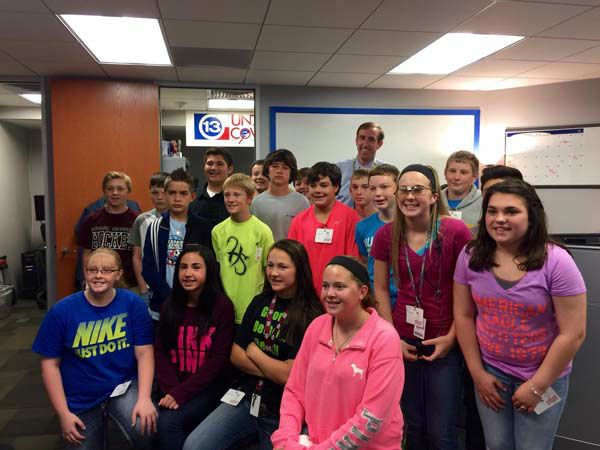 """<div class=""""meta image-caption""""><div class=""""origin-logo origin-image none""""><span>none</span></div><span class=""""caption-text"""">A group of future journalists stopped by the newsroom (KTRK Photo)</span></div>"""