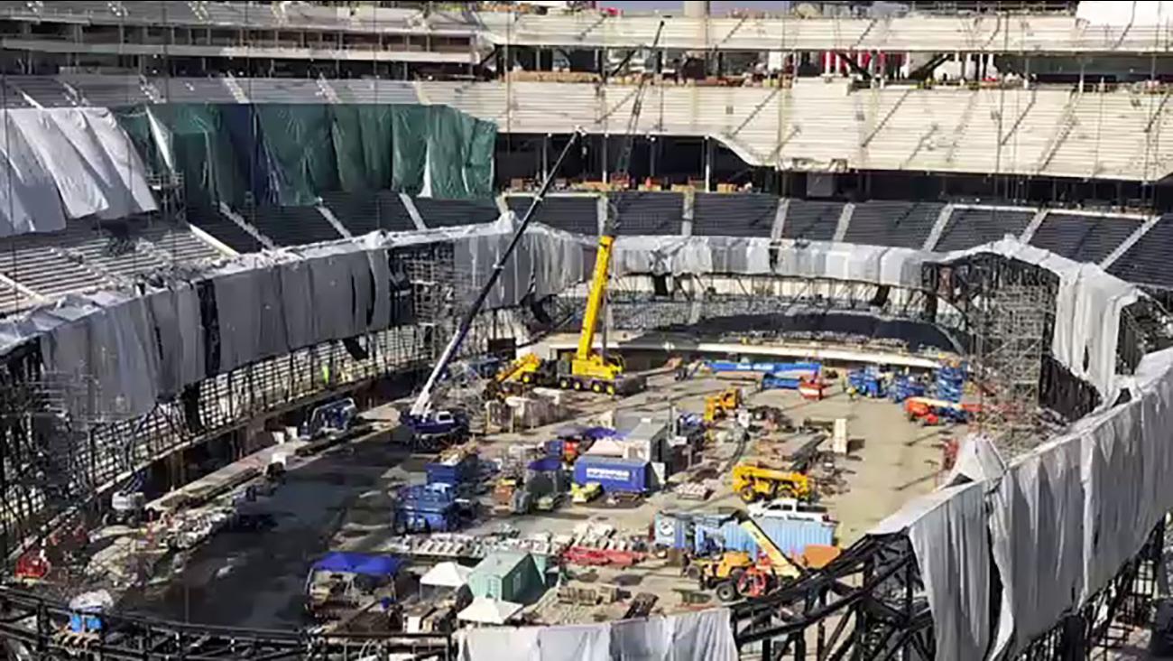 Los Angeles Rams Season Details Released For Sofi Stadium Nfl Schedule 2020 Abc7 Los Angeles