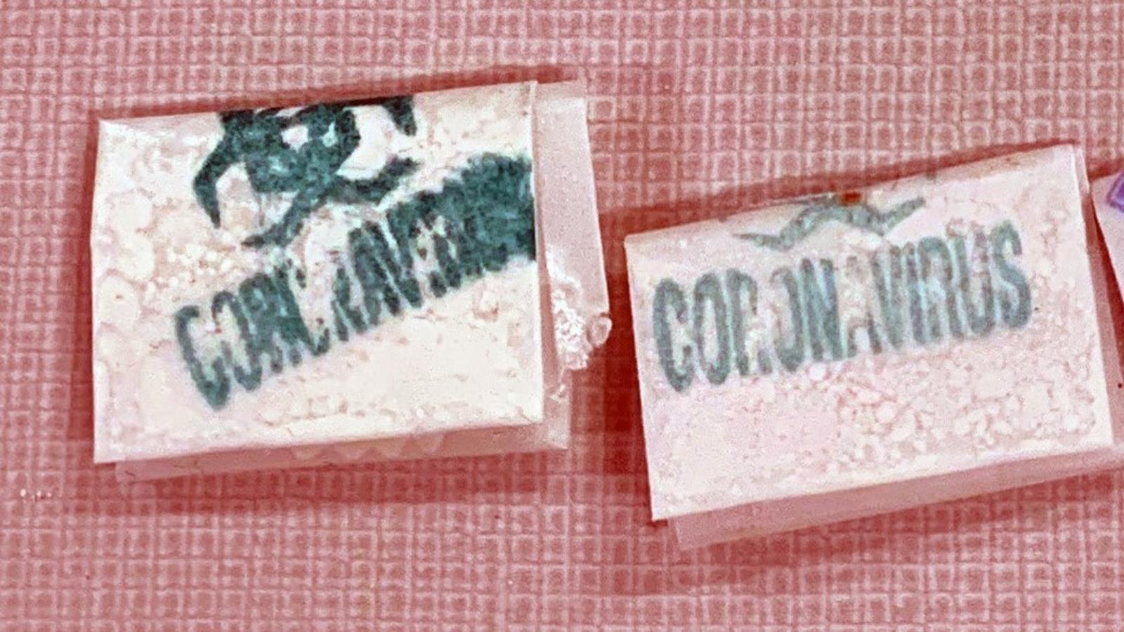 Coronavirus US: DEA seizes $1M worth of heroin, Fentanyl labeled ' coronavirus' bio-hazard, 'Black Mamba' in Bronx drug bust - ABC11 Raleigh-Durham