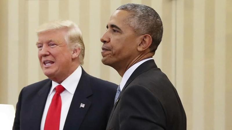 Barack Obama calls Donald Trump's coronavirus pandemic response ...