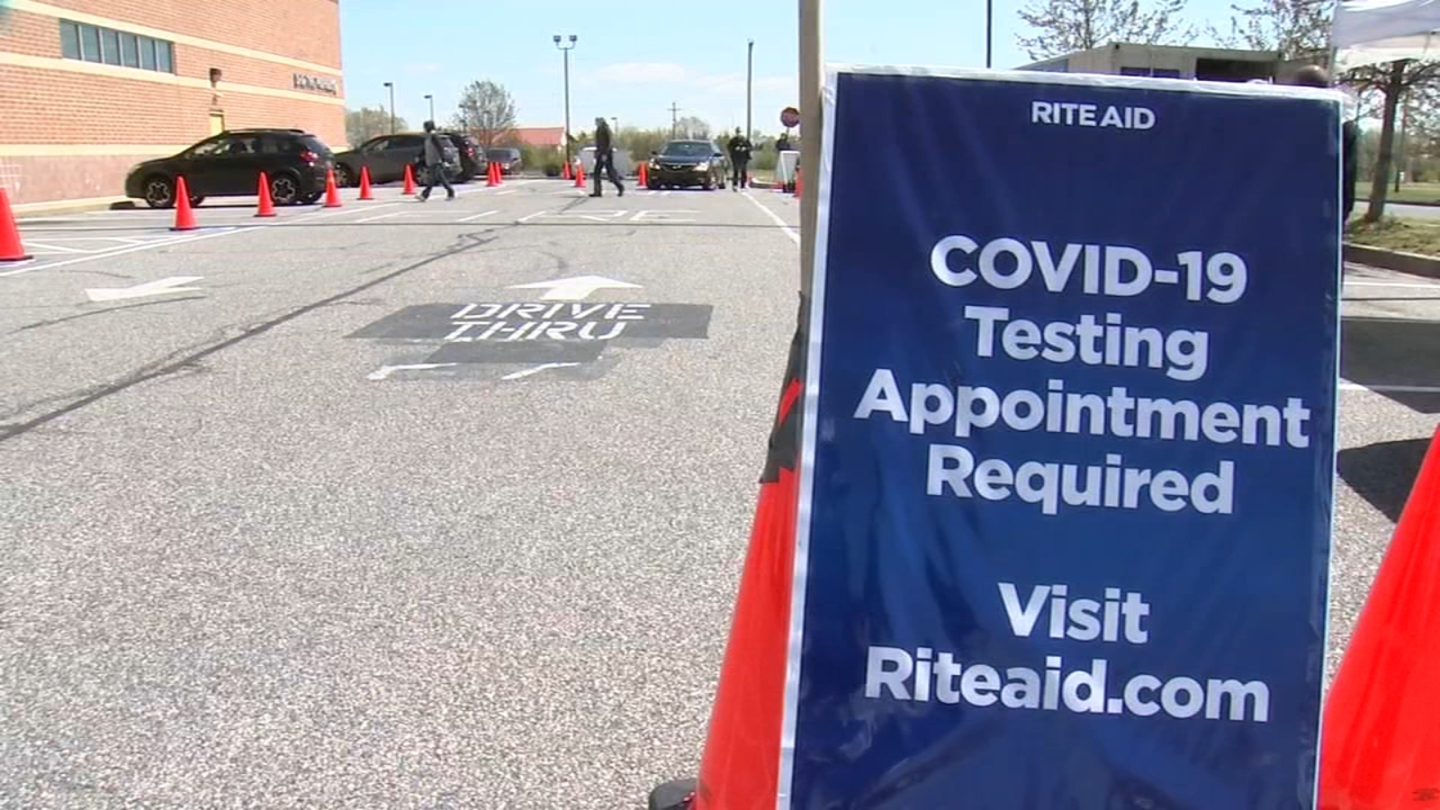 Coronavirus News Rite Aid Expands Covid 19 Testing To Include Asymptomatic Patients 6abc Philadelphia