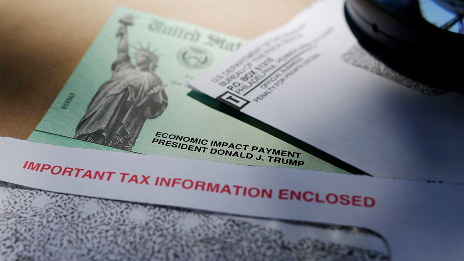 Don't expect a second stimulus check this year. Here's what Congress is talking about instead