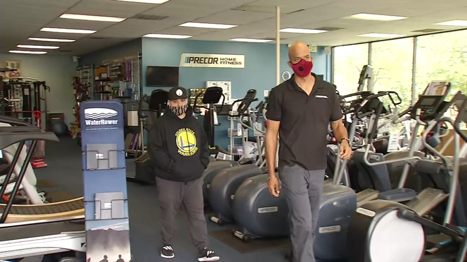 Future Of Fitness As Home Workout Purchases Skyrocket Gyms Are