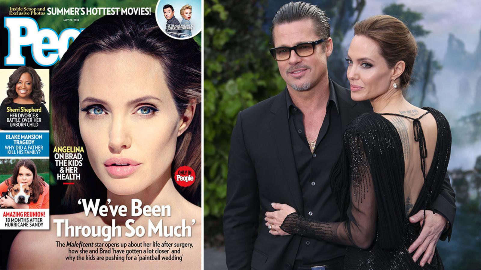 Angelina Jolie And Brad Pitt To Have Disney Wedding Actress Talks Kids Involvement Abc7 Los Angeles
