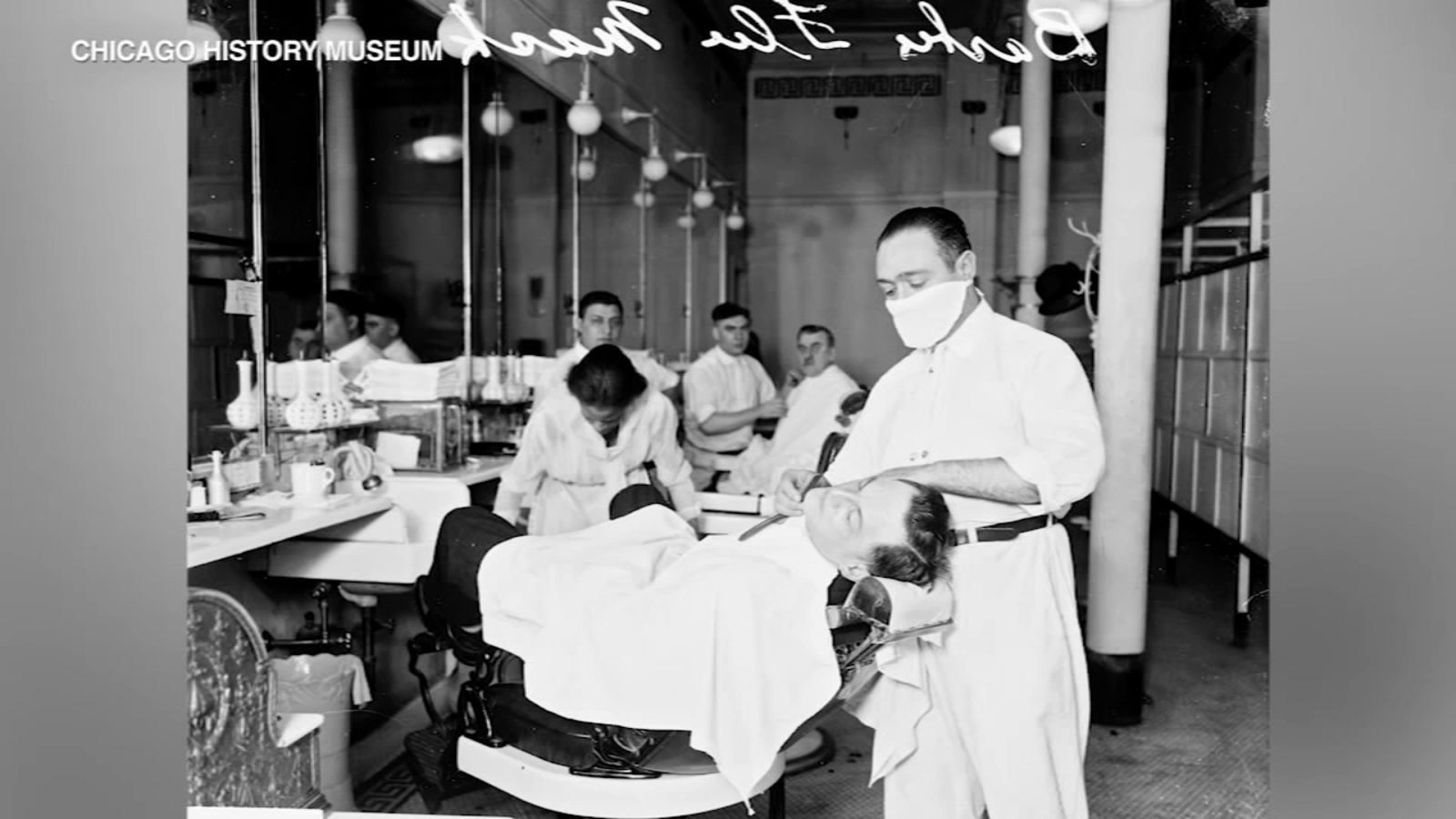 Chicago Coronavirus Prevention Methods Like Face Masks Social Distancing Were Used During Spanish Flu Pandemic Of 1918 And State Faced Similar Pressure To Reopen Abc7 Chicago