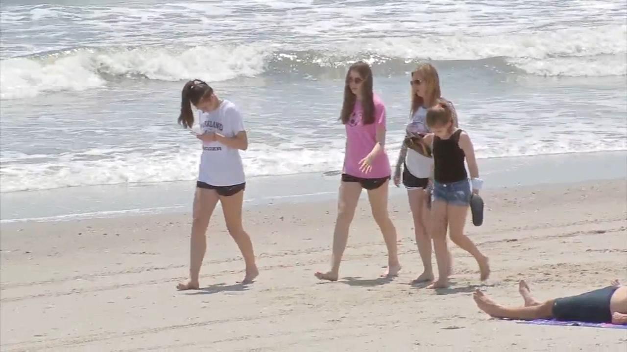 Sea Isle City Among New Jersey Beaches