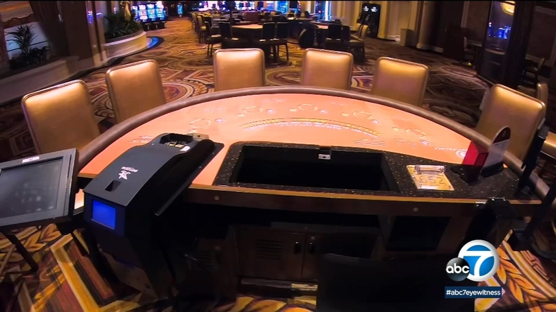 3 Southern California Casinos Set To Reopen Friday After Being Temporarily Shuttered Amid Coronavirus Pandemic Abc7 Los Angeles