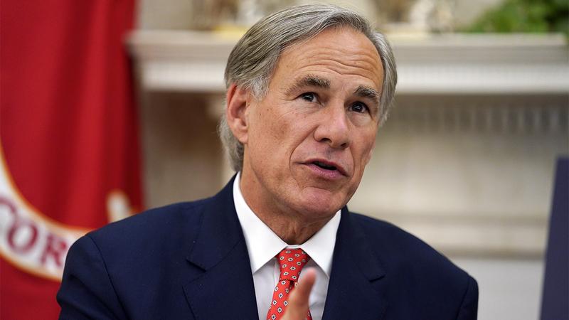 CORONAVIRUS TEXAS: Governor Greg Abbott temporarily halts state's ...