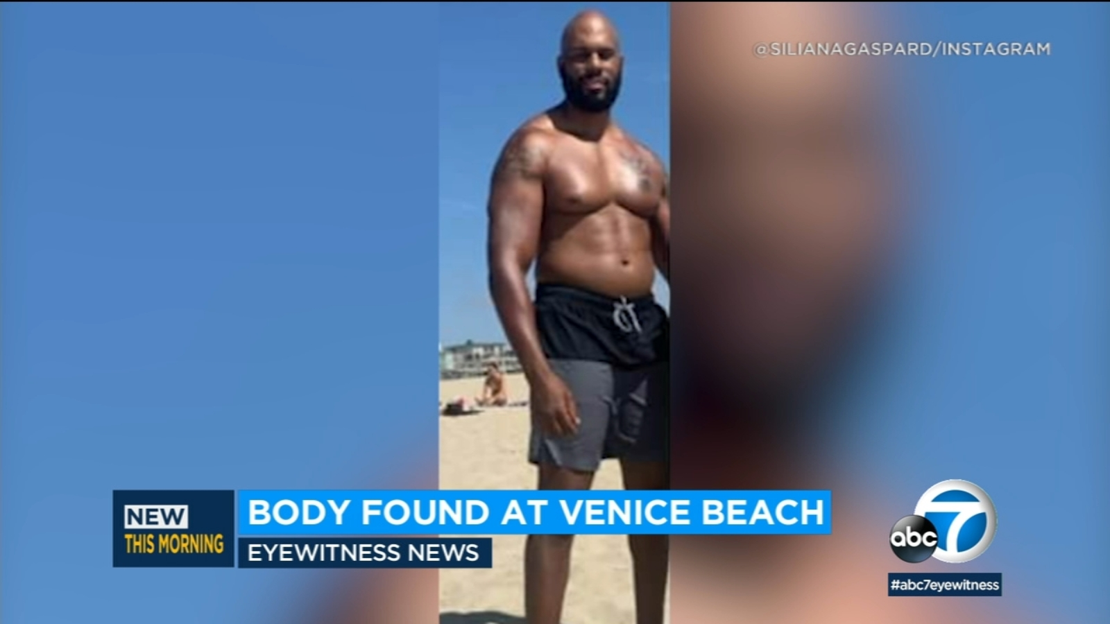 Body found at California beach days after WWE star Shad Gaspard ...
