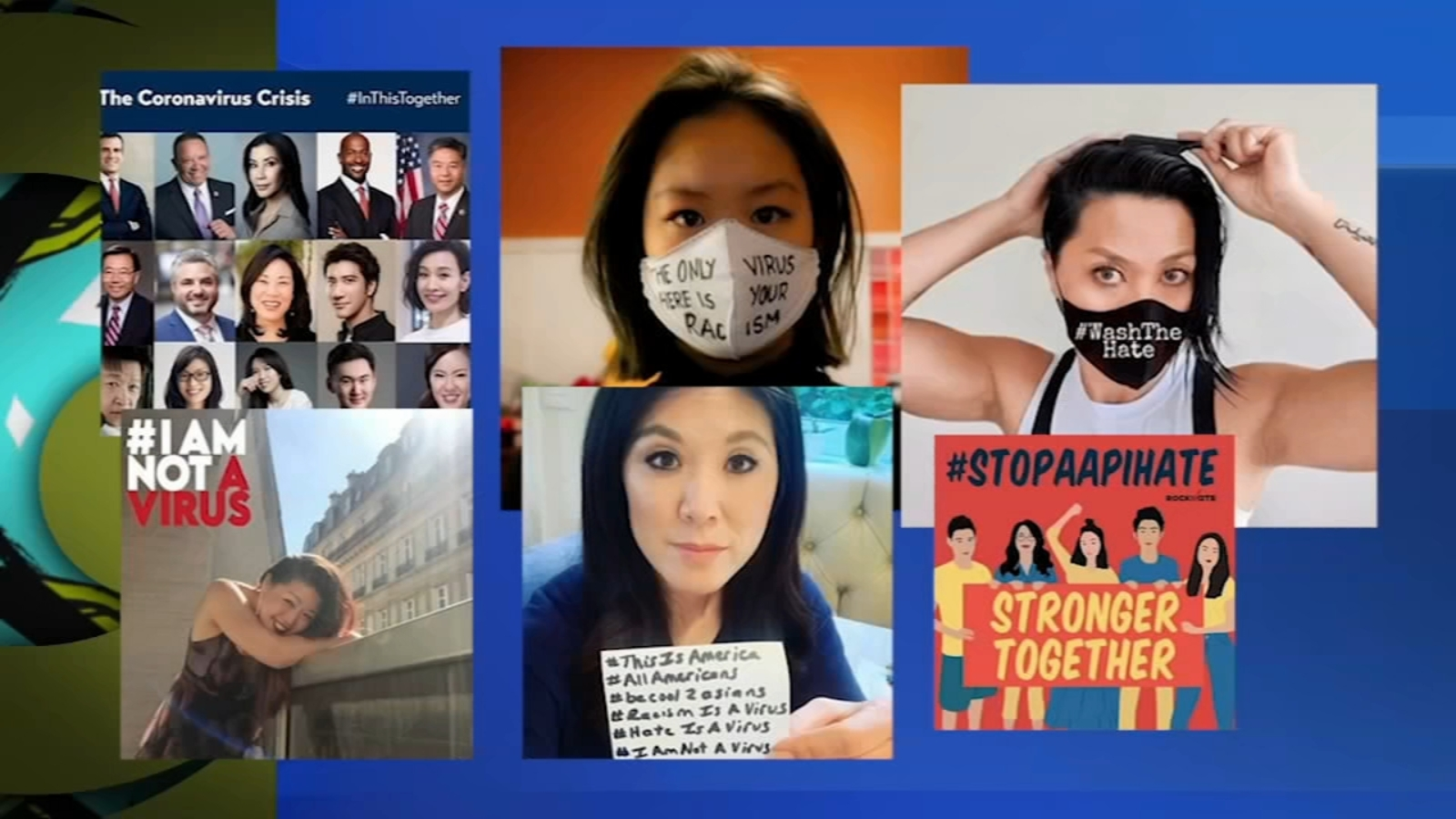 6abc.com: The Virus of Hate: COVID's Impact on Asian Americans