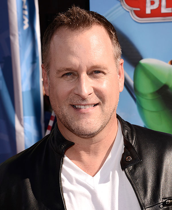 <div class='meta'><div class='origin-logo' data-origin='AP'></div><span class='caption-text' data-credit='AP'>NOW: Actor Dave Coulier arrives on the red carpet of the world premiere of Disney's &#34;Planes&#34; at the El Capitan Theatre on Monday, August, 5, 2013 in Los Angeles.</span></div>