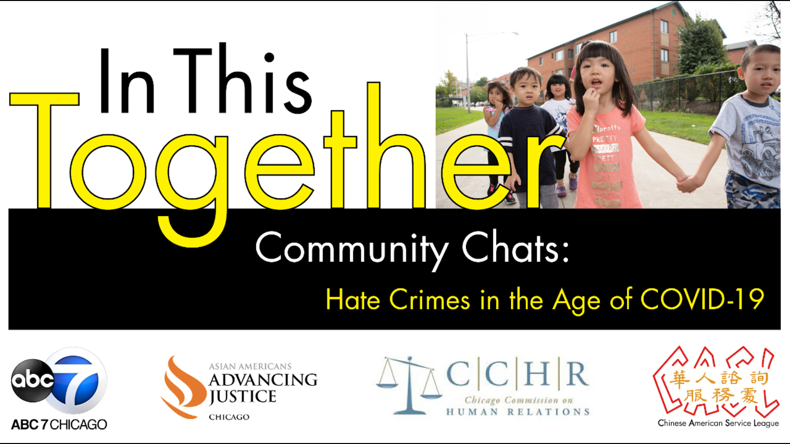 abc7chicago.com: Virtual Community Chat addressing Hate Crimes against the Asian Community in Chicago