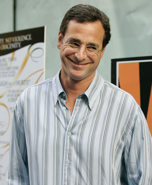 <div class='meta'><div class='origin-logo' data-origin='AP'></div><span class='caption-text' data-credit='AP'>THEN: Actor/comedian Bob Saget arrives at the premiere of the film &#34;The Aristocrats&#34;, Tuesday, July 26, 2005, in New York.</span></div>