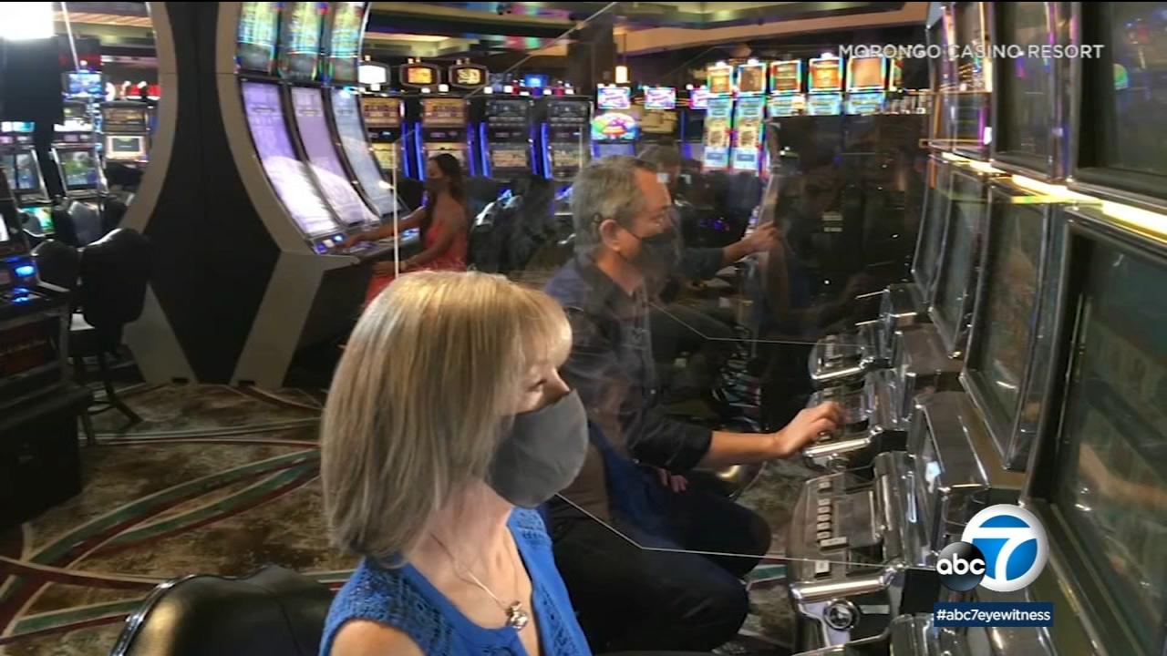 morongo casino job listings