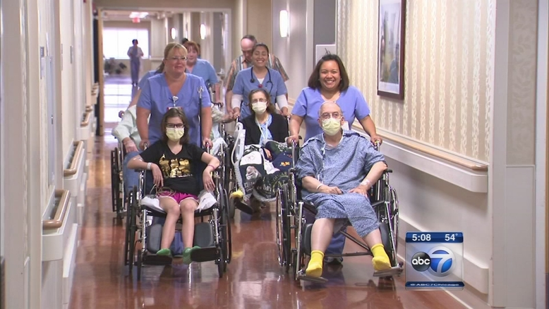 VIDEO: 5 patients get lung transplants in 24 hours