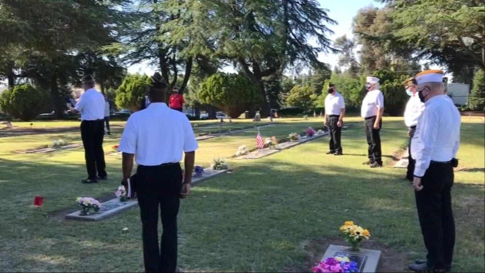 Coronavirus forces creativity in Memorial Day tributes