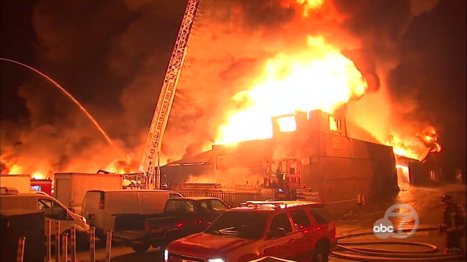 'Everything is gone': Pier 45 fire puts 2020 crab season in jeopardy, millions in fishing equipment destroyed