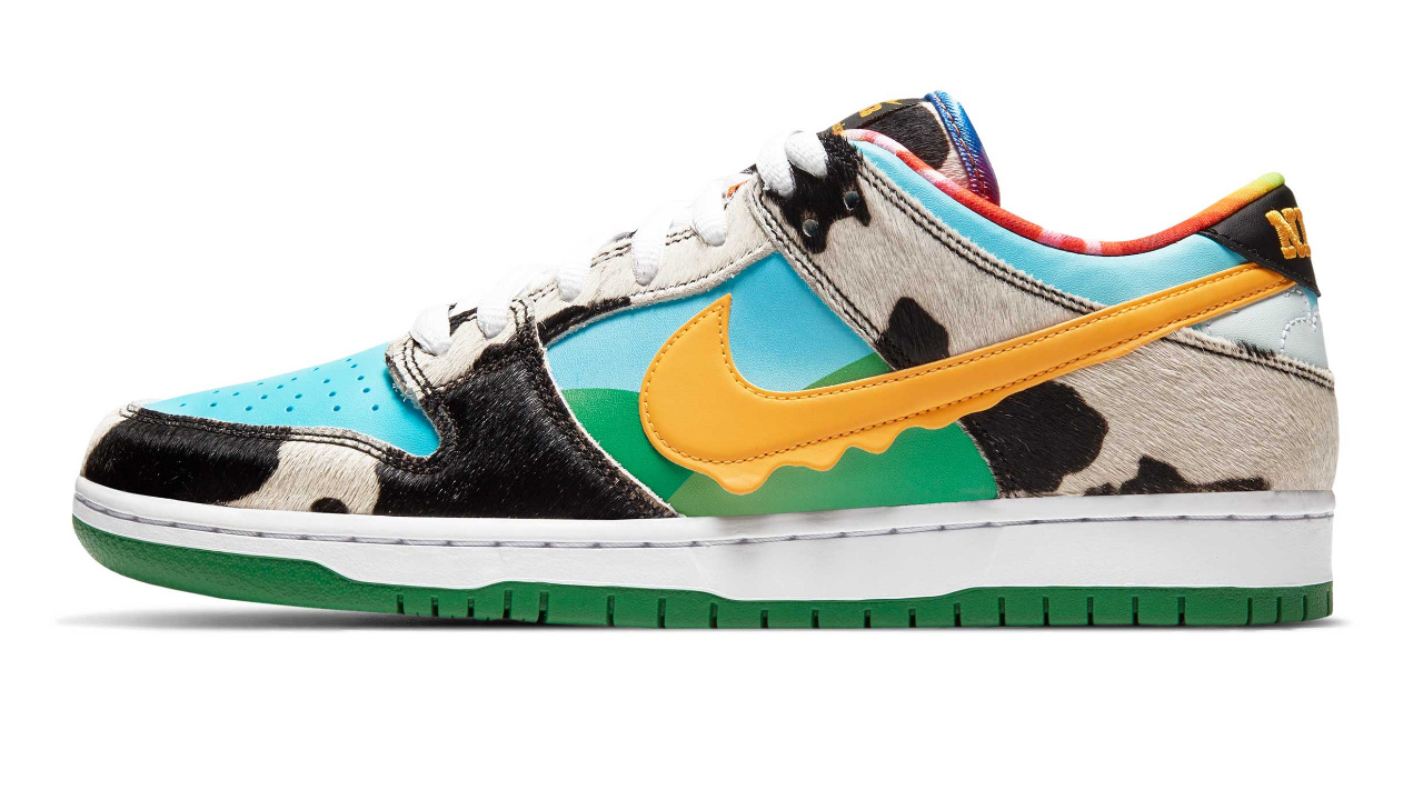 The Chunky Dunky: Nike SB collaborates with Ben & Jerry's on ...