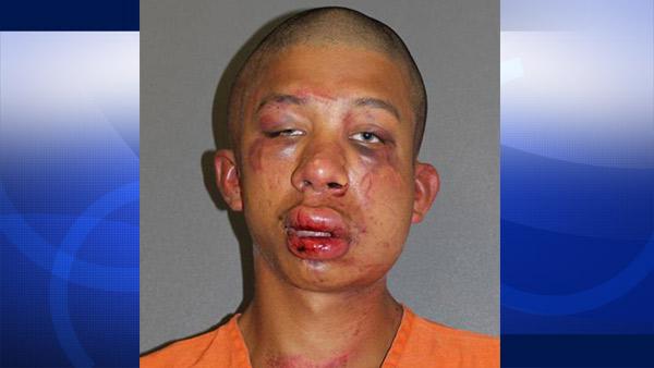 Raymond Frolander, 18, is shown in this undated mugshot.