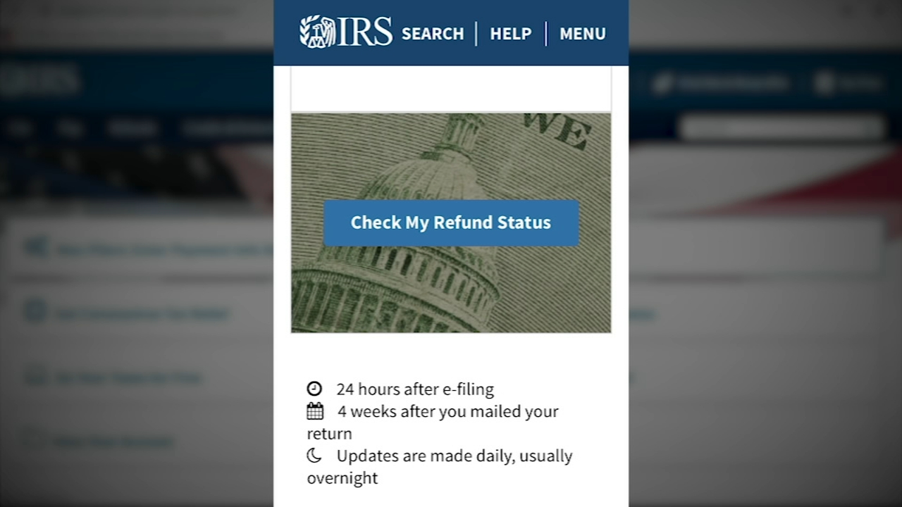 IRS responds after complaints about tax refund delays, some wonder if stimulus checks may be cause