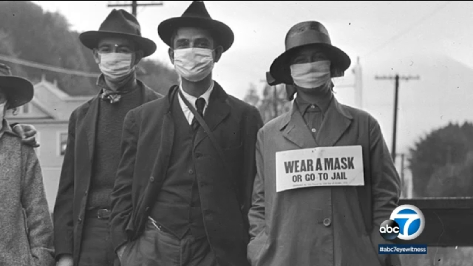 The 1918 Spanish flu: How lessons learned apply to today's COVID-19  pandemic - ABC7 Los Angeles