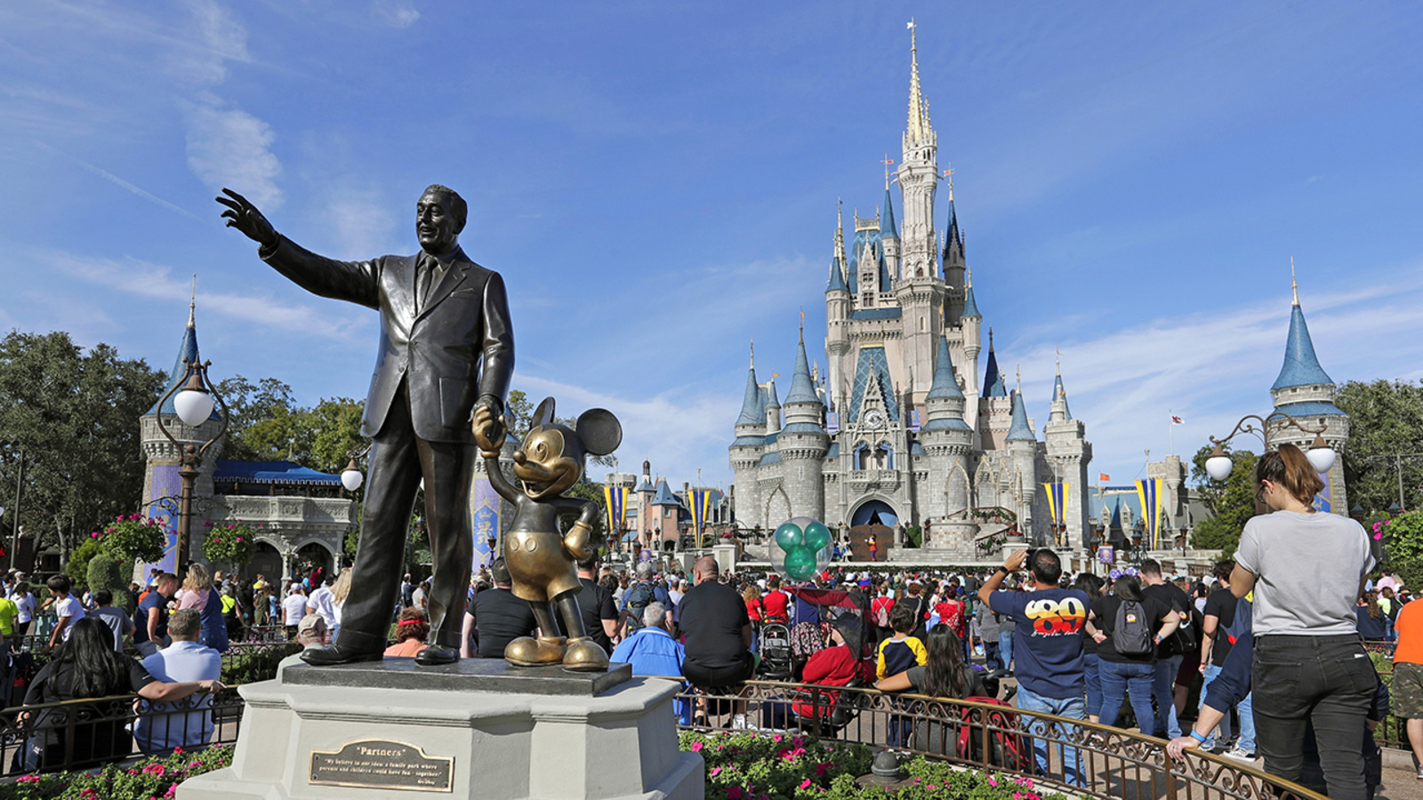 Disney to lay off 28,000 at its parks in California, Florida - 6abc  Philadelphia