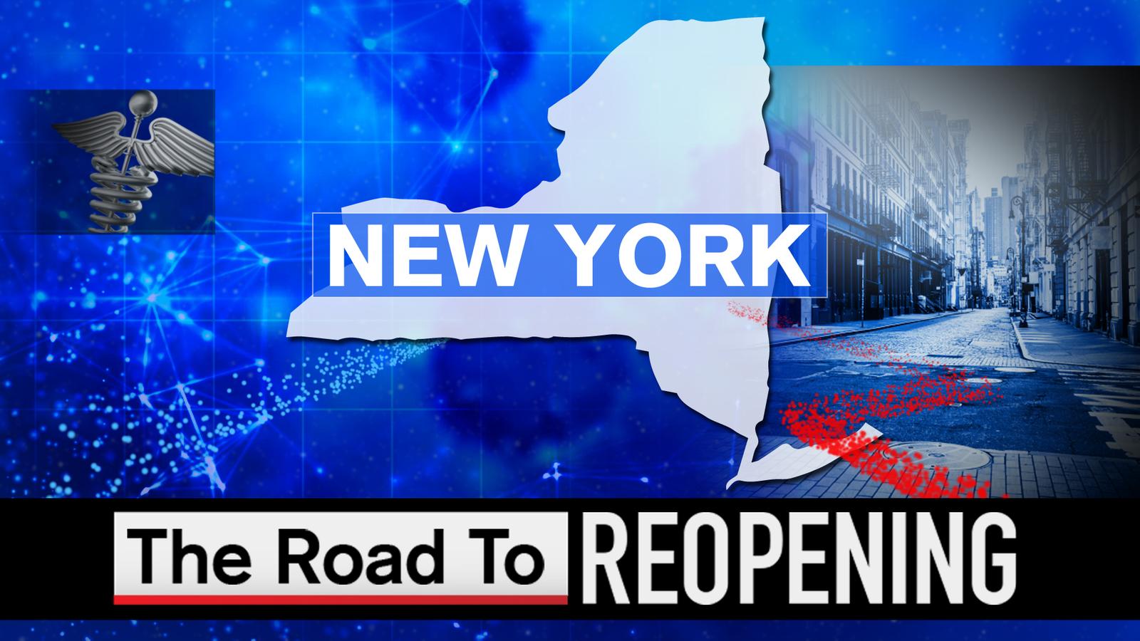Coronavirus New York State Updates From May 2020 Abc7 New York