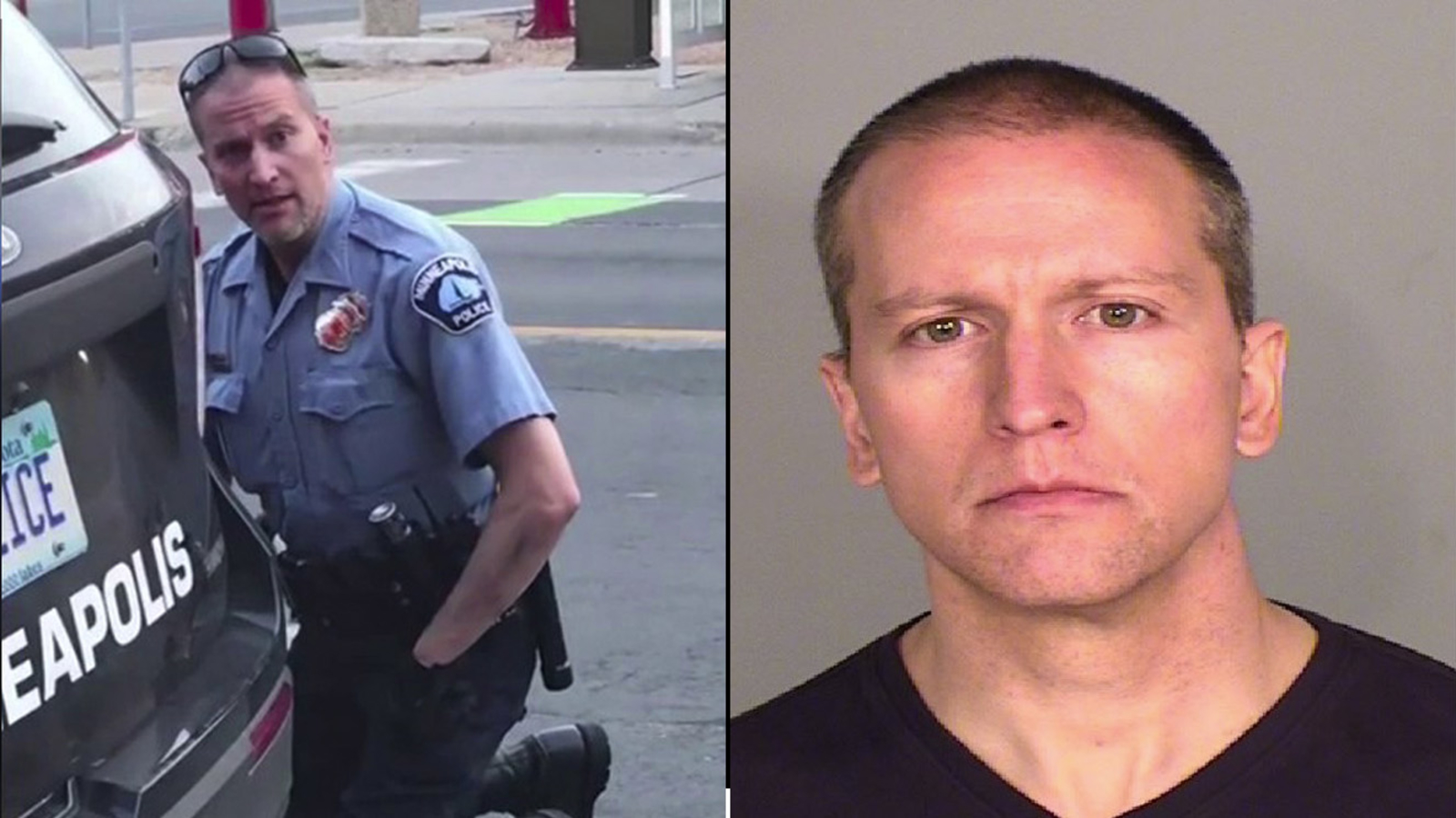 Derek Chauvin arrested: Minneapolis police officer accused in ...