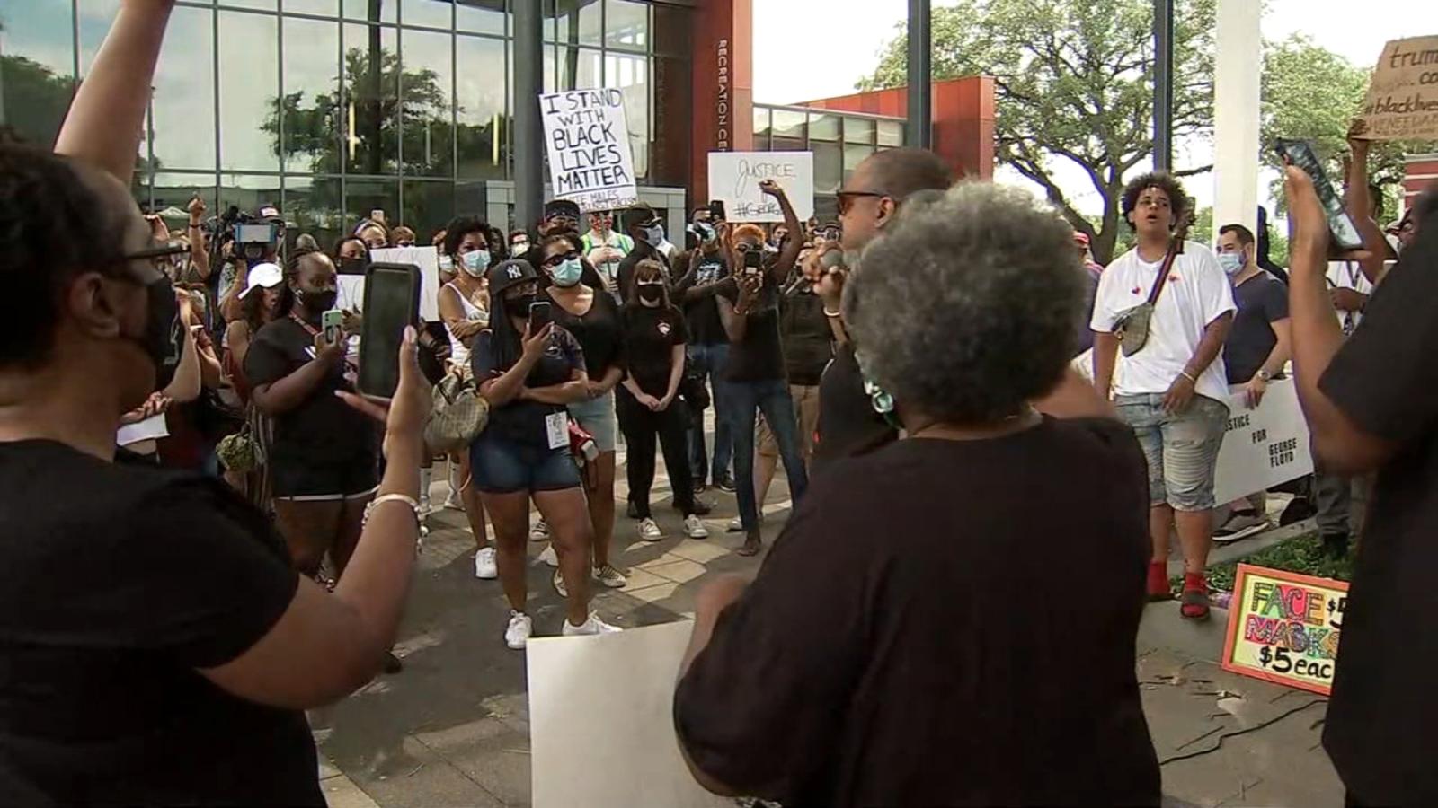 houston protest - photo #23