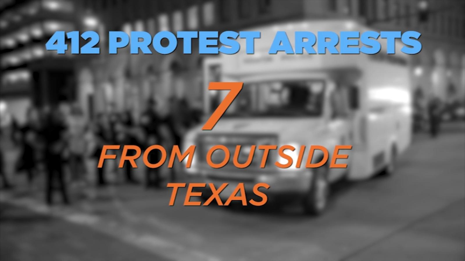 houston protest - photo #4