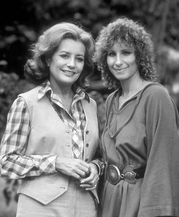 """<div class=""""meta image-caption""""><div class=""""origin-logo origin-image """"><span></span></div><span class=""""caption-text"""">Barbara Walters interviewed Barbra Streisand for the first Barbara Walters Special, December 14, 1976, which aired on the ABC Television Network. (ABC PHOTO ARCHIVES)</span></div>"""