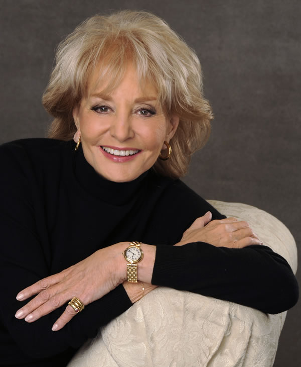 """<div class=""""meta image-caption""""><div class=""""origin-logo origin-image """"><span></span></div><span class=""""caption-text"""">Television legend Barbara Walters will be honored Friday, May 16 with her final co-host appearance on """"The View."""" (ABC/ DONNA SVENNEVIK)</span></div>"""