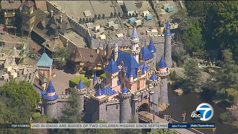 When Will Disneyland And California Adventure Reopen Proposed Plan To Reopen Anaheim Resort Announced Abc7 Los Angeles