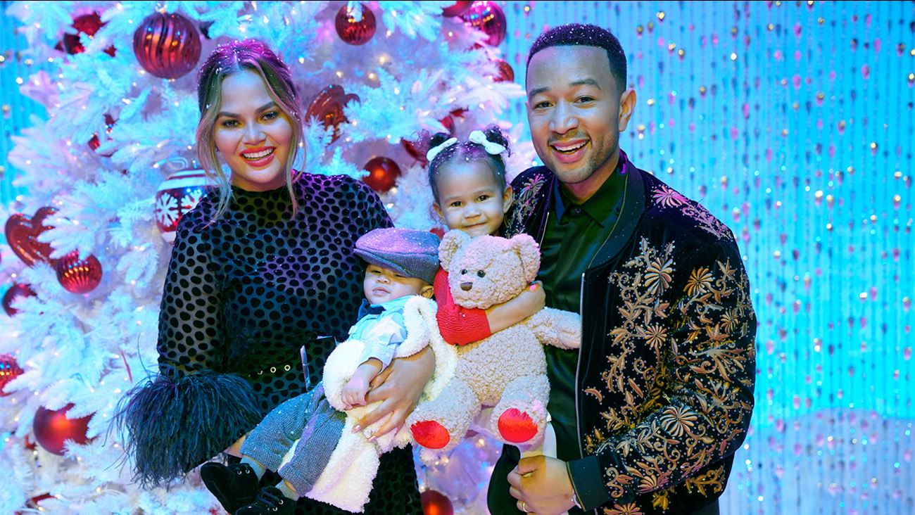 2020 John Legend Christmas John Legend variety special to air Father's Day 2020 on ABC